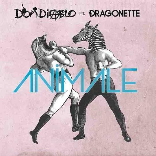 Animale (Datsik Dubstep Remix) Don Diablo ft. Dragonette