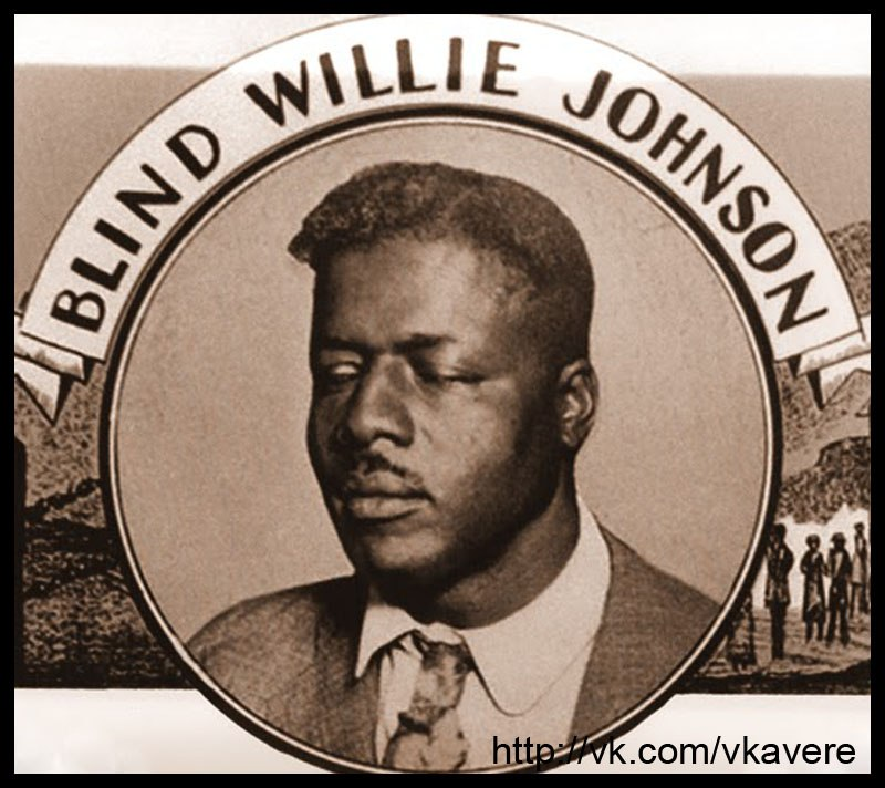 Nobody's Fault But Mine Blind Willie Johnson