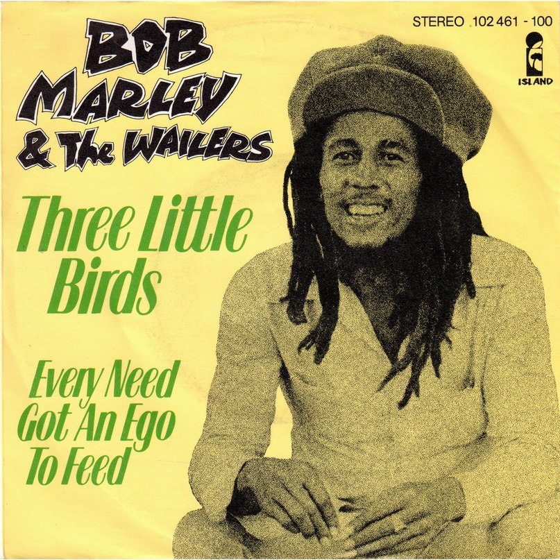 Three Little Birds Bob Marley