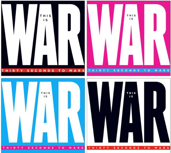 This Is War 30 Seconds To Mars