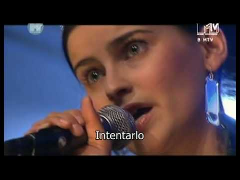 Nelly Furtado - Try - Live Acoustic - Subtitulado - Español