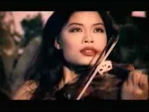 Vanessa-Mae - Reflection (music video,