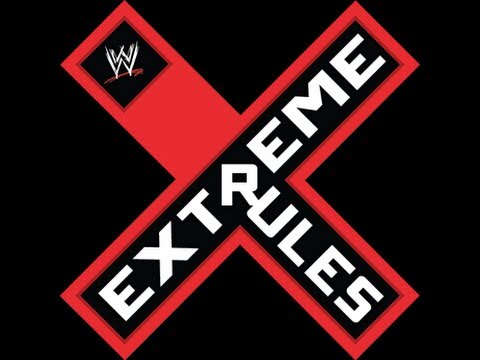 WWE Extreme Rules 2014 - The Shield Vs Evolution Triple H, Randy Orton, Batista