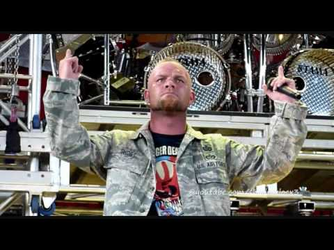 Five Finger Death Punch - No One Gets Left Behind (Tribute To The Troops)