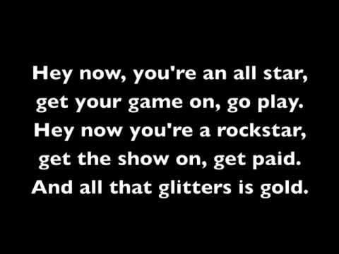 All Star - Smash Mouth [Lyrics]