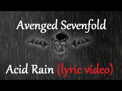 Avenged Sevenfold - Acid Rain /with lyrics