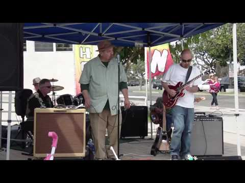 Babylon Blues live @ Cabrillo Marina Aquarium 04-17-10- You're Sweet