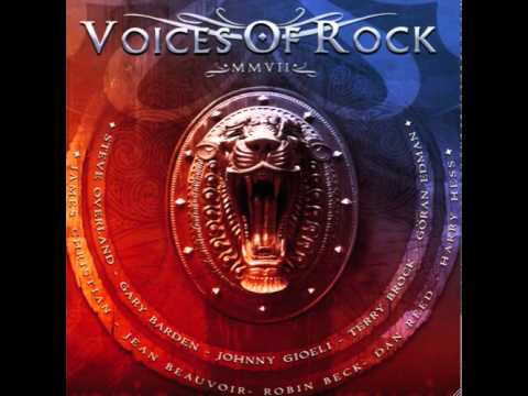 Voices of Rock - Johnny Gioeli - Phoenix Rising