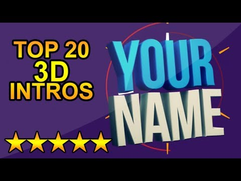 FREE Intro Templates: Sony Vegas #1