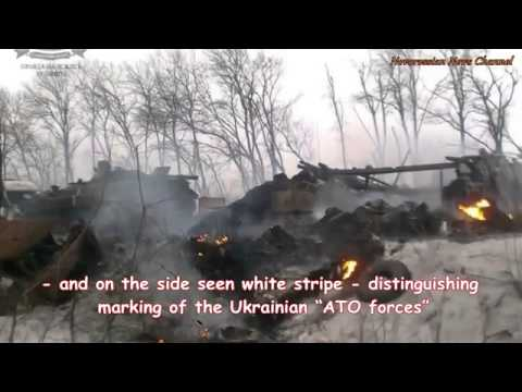 Were Russian tank group destroyed Ukrainian Truth!