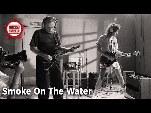 Ian Gillan + Bruce Dickinson + Tony Iommi + Alex Lifeson + Roger Taylor, etc... - Smoke On The Water