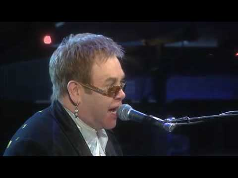 Elton John - Something About The Way You Look Tonight (Live)
