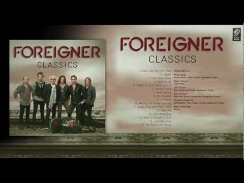 The best of FOREIGNER -