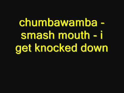 chumbawamba - smash mouth - i get knocked down.wmv