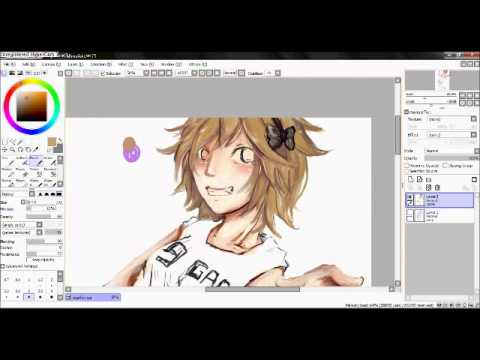 SPEED PAINT【DERPINA 9GAG】