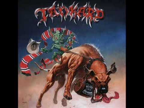 Tankard - Die With A Beer in Your Hand