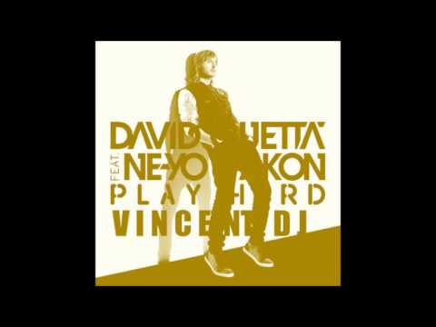 DAVID GUETTA vs ICONA POP I Love It PlayHard (VINCENT DJ mashup 2014)