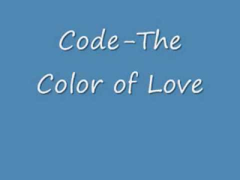 Code-The color of Love