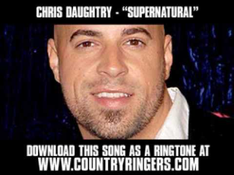Chris Daughtry - Supernatural [ New Video + Download ]