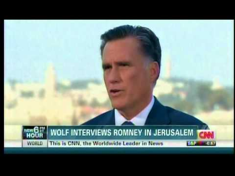 ROMNEY: Russia Is Our Number One Adversary