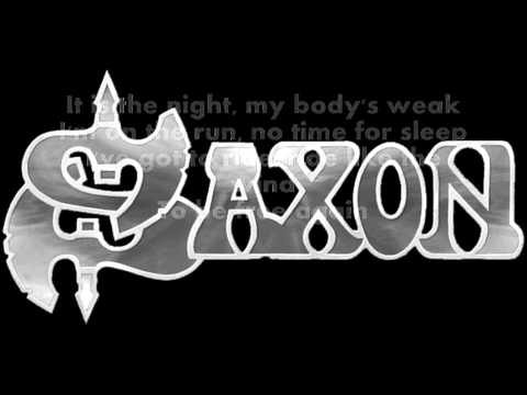 Saxon - Ride Like the Wind