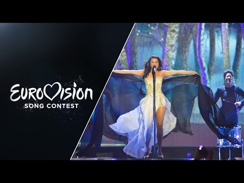 Mélanie René - Time To Shine (Switzerland) - LIVE at Eurovision 2015: Semi-Final 2