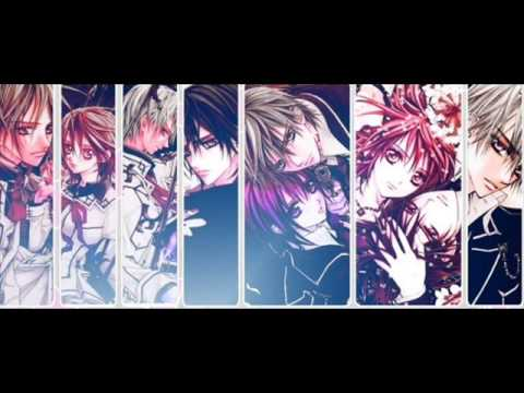 Vampire Knight Opening 1 and 2 full!