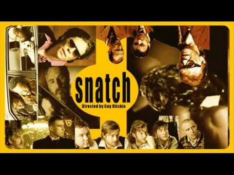Snatch Soundtrack - Golden Brown - The Stranglers