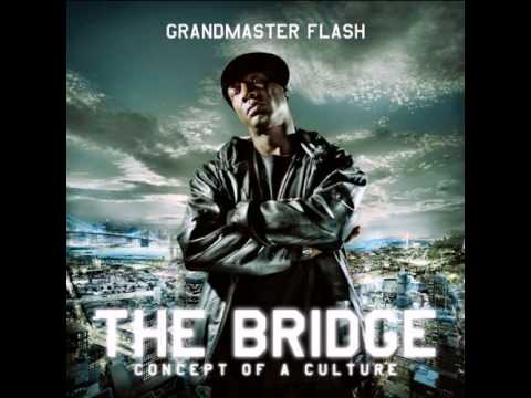 Grandmaster Flash - Tribute To The Breakdancer (feat. MC Supernatural) 2009