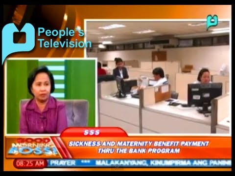 Panayam kaugnay sa 'Sickness and Maternity Benefit Payment thru Bank Program' [01/17/14]