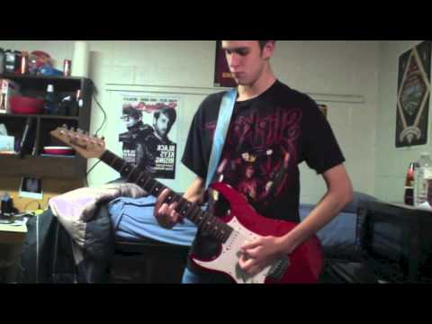 Thousand Foot Krutch Take It Out On Me Instrumental Cover