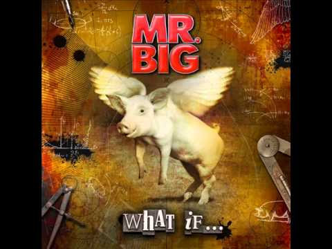 Mr  Big   What If   09   I Won't Get In My Way