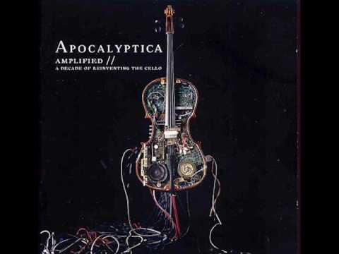 Apocalyptica - Angel Of Death [Studio Version] Slayer Cover