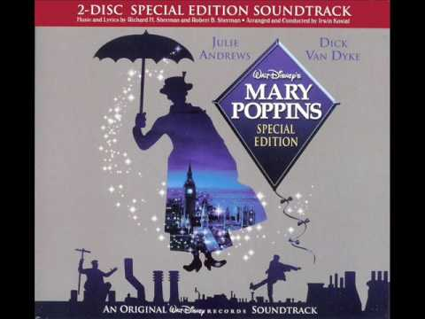 Walt Disney's Mary Poppins Special Edition: 24 Chim Chim Cher-ee/March Over The Rooftops