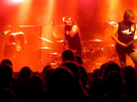 Crimes of Passion - Love Is To Die For Live, Nosturi, Helsinki, Finland 04.12.2011