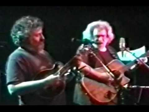 Russian Lullaby - Jerry Garcia & David Grisman - Warfield Theater, SF 2-2-1991 set2-18