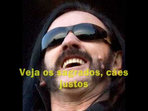Motorhead - God was never on your side (legendado)