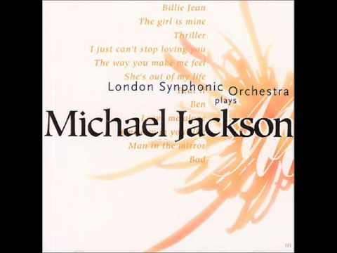 Michael Jackson - I Just Cant Stop Loving You - Symphonic Orchestra Instrumental