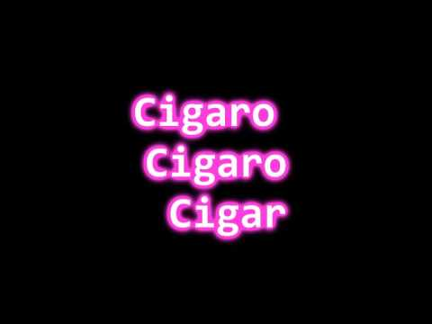 System Of A Down-Cigaro Lyrics