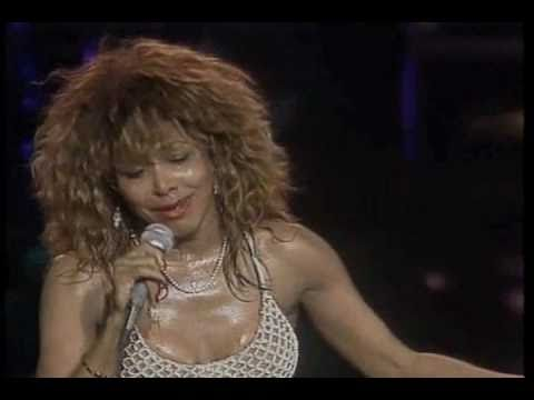 Tina Turner - I don't wanna lose you/What's love got to do with it (live 1990)