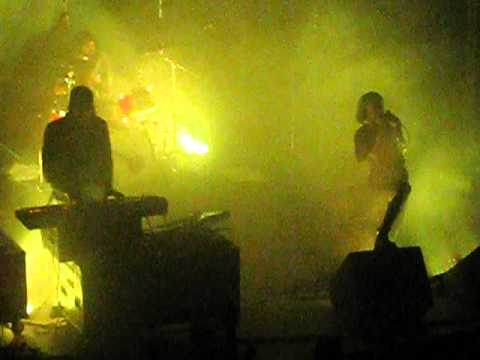 Crystal Castles - Through the Hosiery - live in Denver