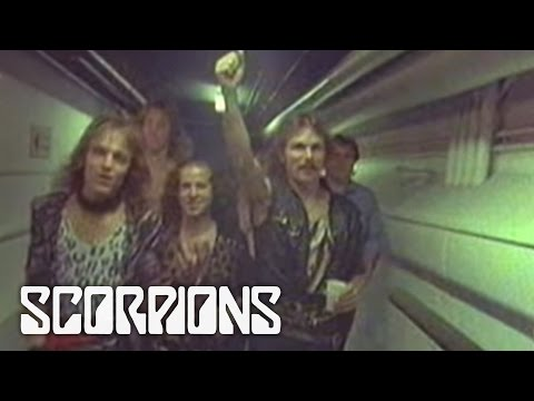 Scorpions - Big City Nights (Official Video)