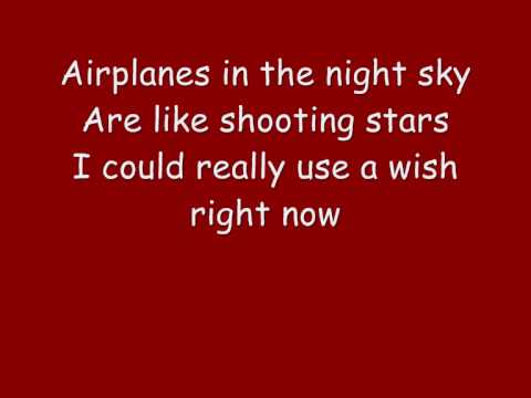 Travis Garland Airplanes lyrics