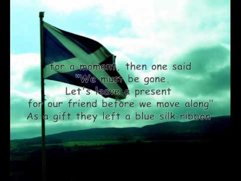 The drunk Scotsman (lyrics)