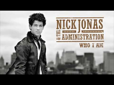 Nick Jonas & The Administration - Tonight (Acoustic) - Album Version W/ Lyrics - HD