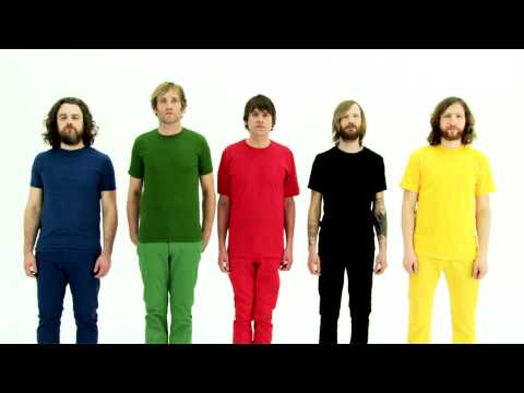 Minus the Bear - My Time (Official Music Video)