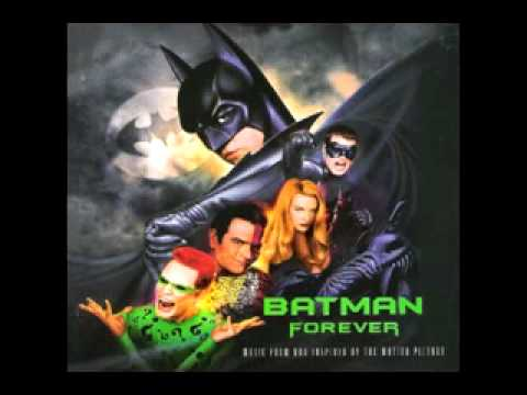 Batman Forever OST-12 Crossing the River The Devlins