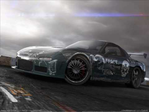 02. Avenged Sevenfold - Almost Easy - Need for Speed ProStreet OST - Soundtrack