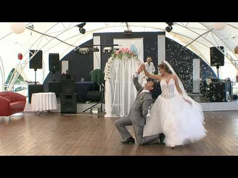 Первый танец !  Wedding Dance ! ( Вальс Е.Дога )