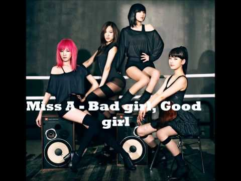 Miss A - Bad girl, Good girl (Chinese version) (Lyrics in description box)